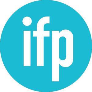 IFP logo markblue
