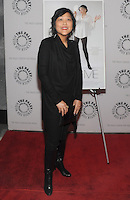 New York, NY- February 19: Director Chiemi Karasawa attends Elaine Stritch: Shoot Me New York Premiere at the Paley Center on February 19, 2014 in New York City. Credit RTNStevens/MediaPunch