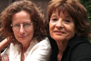 Marion Lipschutz and Rose Rosenblatt