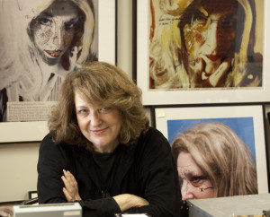 Lynn Hershman, Portraits and Artwork. Assigned by Phillip Gefter. Assignment #10100346A