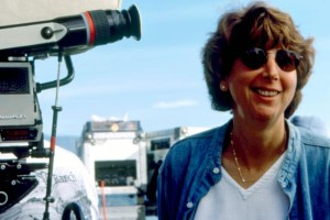 A VERY BRADY SEQUEL, Director Arlene Sanford, on set, 1996, (c)Paramount